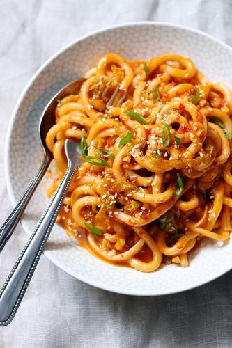 probaste fideos udon ramen coreanos? p/ gourmet asia deli