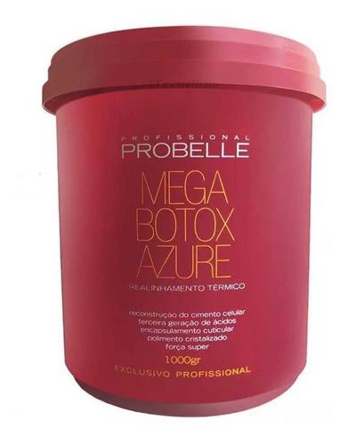 probelle profissional realinhamento térmico - botox azure1kg