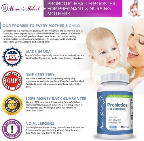 probioticos para mujeres embarazadas y lactantes 10 billones