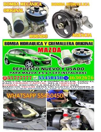 problema hidraulica mazda 3 5 6 cx7 conversion