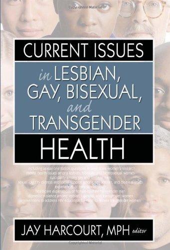 problemas actuales en la salud de lesbianas, gays,