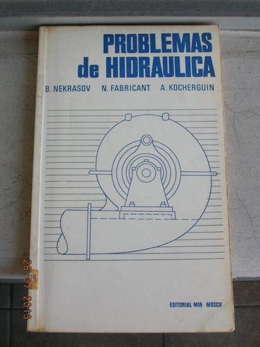 problemas de hidráulica - boris nekrasov