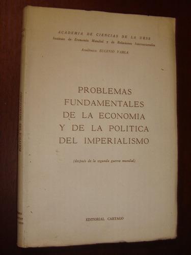 problemas de la economia y de la politica del imperialismo