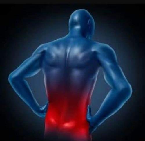 problemas en tu columna vertebral. ven a vernos tenemos la s