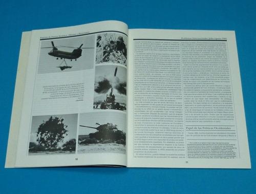 problemas internacionales 1985 fuerza militar soviétic china