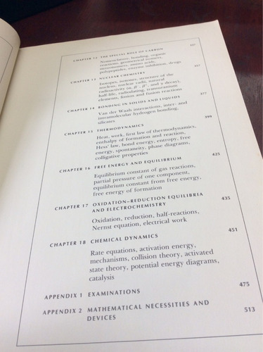 problemas relevantes para los principios quimicos. en ingles