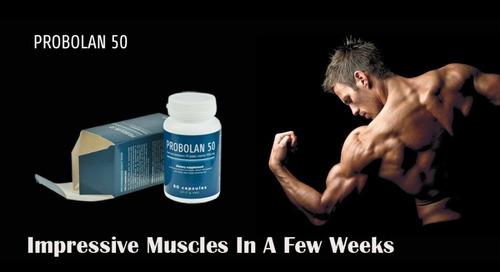 probolan 50  suplemento eficaz para aumentar masa muscular