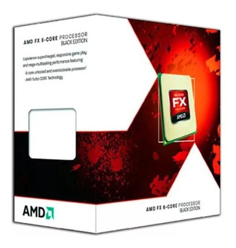 proc amd bulldozer fx-6300  3.5ghz 14mb am3+ 95w