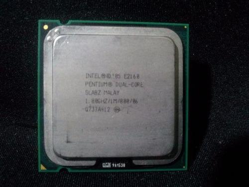 proc.1.8ghz intel dual core e2160 skt775 p/pc envio t.brasil