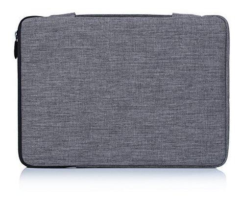 procase, funda para tablet, laptop con cierre zipper de aber