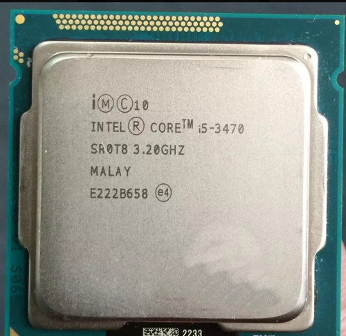 proccesasor i5 3470