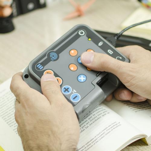 procer 2. dispositivo de lectura para ciegos