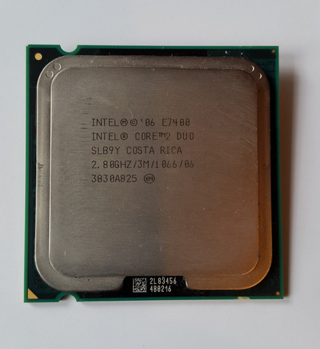procesado intel core 2 duo
