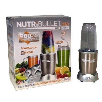 procesador alimento extractor nutribullet 900 watts jugos