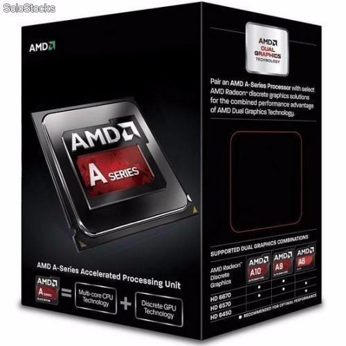 procesador amd a6-6420k, 4.00ghz, fm2