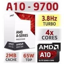 procesador amd am4 a10-9700 apu 3.5-3.8ghz