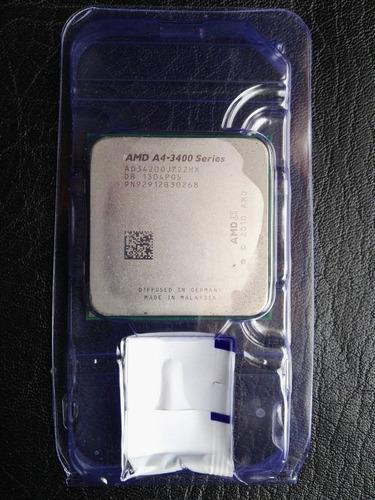 procesador amd apu serie a4 dual core socket fm1
