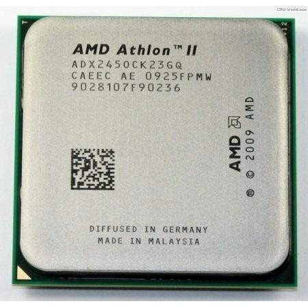 Resultado de imagen para procesador amd athlon ii x2 245 2.9 ghz am3