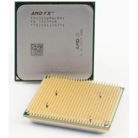Procesador Amd Fx 4300 Black Edition 3 8 Ghz Socket Am3 1 800 00 En Mercado Libre