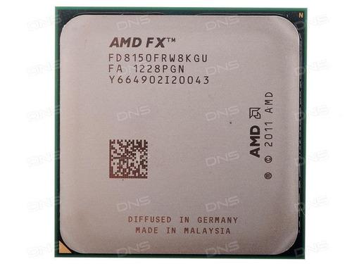 procesador amd fx-8150 8 nucleos