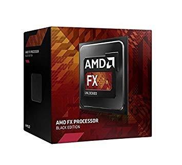 procesador amd fx-8320e black edition