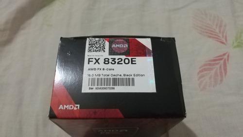 procesador amd fx 8320e blackedition 8-core 16mb total cache