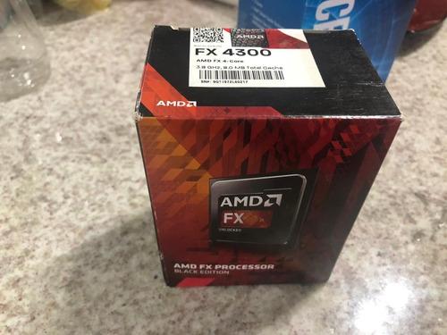 procesador amd fx4300 el mas economico y basico nuevos