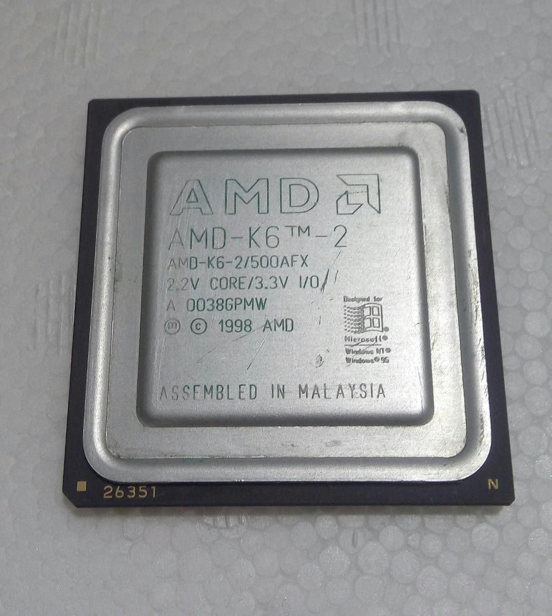 AMD K6 DRIVER PC