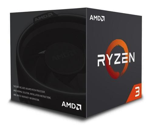 procesador amd ryzen 3 1300x 3.5ghz quad core socket am4