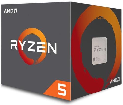 procesador amd ryzen 5 2600 12 threads am4 3.4/3.9 ghz 65w