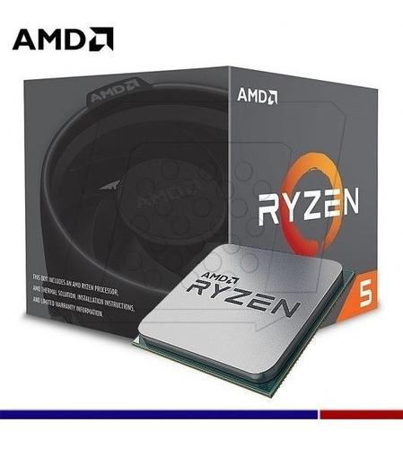 procesador amd ryzen 5 2600x 3.6ghz socket am4