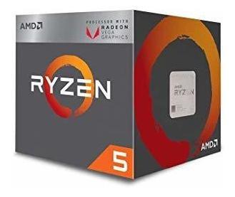procesador amd ryzen 5 3400g yd3400c5fhbox ticotek