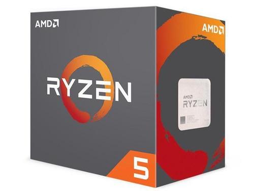 procesador amd ryzen5 1600x 3.60ghz 16mb 6cores am4 95w