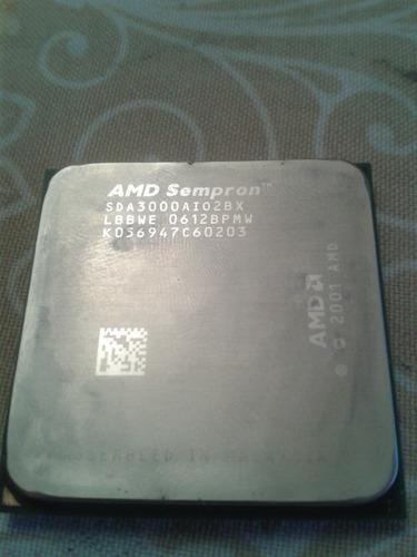 procesador amd sempron 3000+ 1.8 ghz con disipador