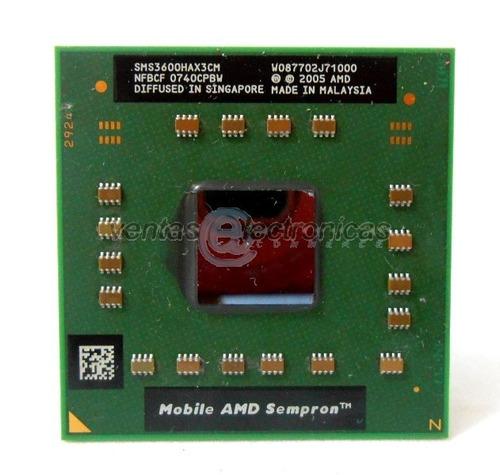 procesador amd sempron 3600+ (rev. f2)  ipp5