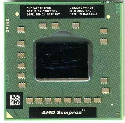 procesador amd sempron si-42 smsi42sam12gg 2.1 ghz. belgrano