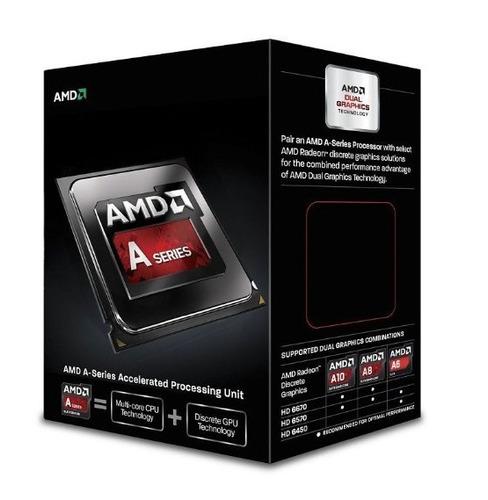 procesador computadora o rig amd a6 dual core socket fm2
