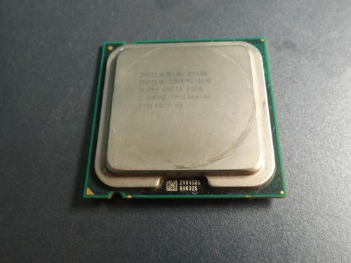 procesador core 2 duo e7400 2.8 ghz