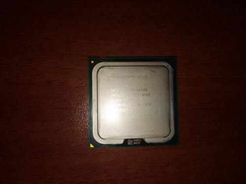 procesador core 2 quad q6600 intel 2.4gz 8m cache 1066mhz