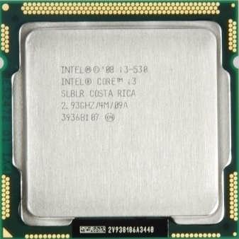procesador core i3-530 2.93ghz primera generacion