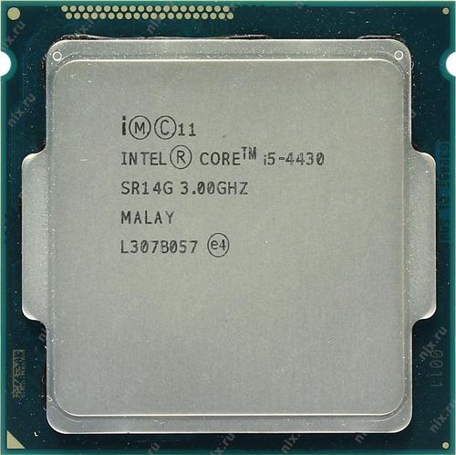 procesador core i5 4430 de 3.00ghz 1150 4ta generación