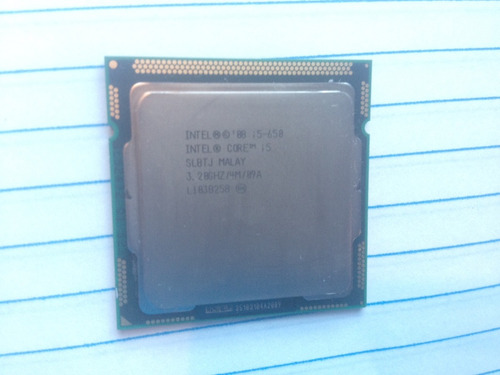 procesador core i5-650  3.20ghz