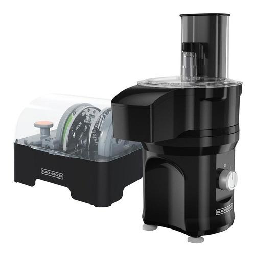 procesador cortador de alimentos black+decker 6 en 1 sl3000