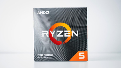 procesador cpu amd ryzen 5 3600x 3.8ghz/ boleta