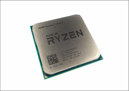 procesador cpu amd ryzen 7 1700x 8 núcleos/16 hilos am4