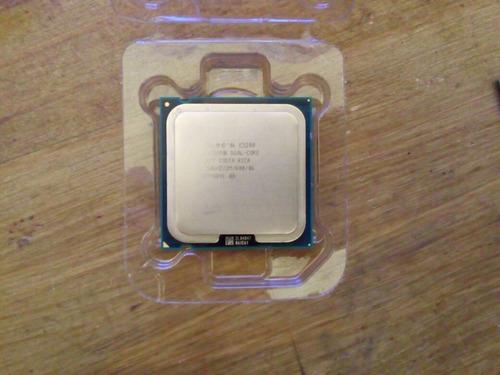 procesador cpu con cooler dual core e5300 e5200