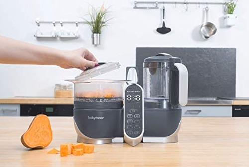 procesador de alimentos 5 en 1 olla a vapor  velocidades dig
