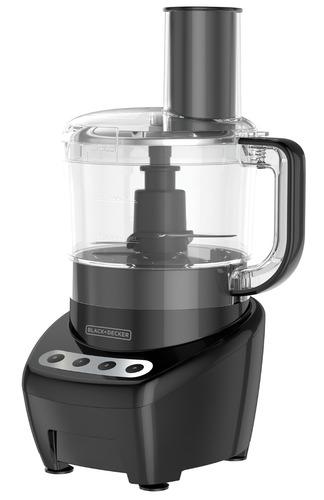procesador de alimentos black & decker 450w 8tazas - fp4200b