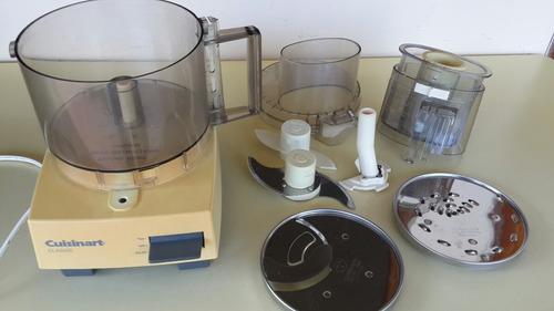 procesador de alimentos cuisinart