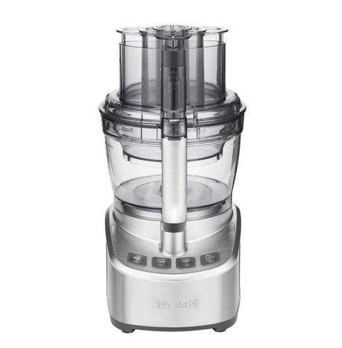 procesador de alimentos de 13 tazas cuisinart acero